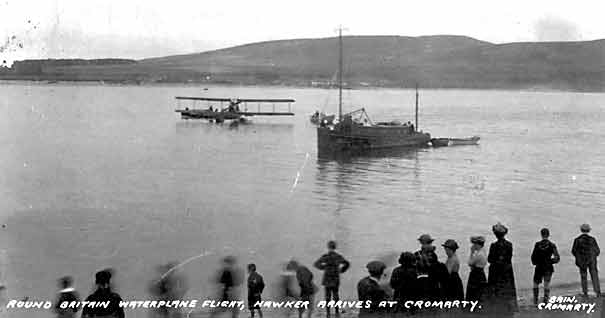 Sopwith Waterplane Cromarty