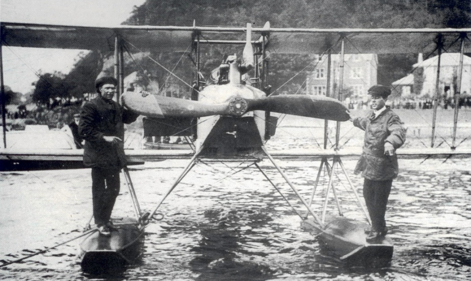 Sopwith Waterplane Oban